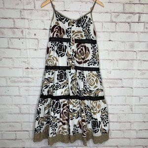 SD II Boho Floral Dress